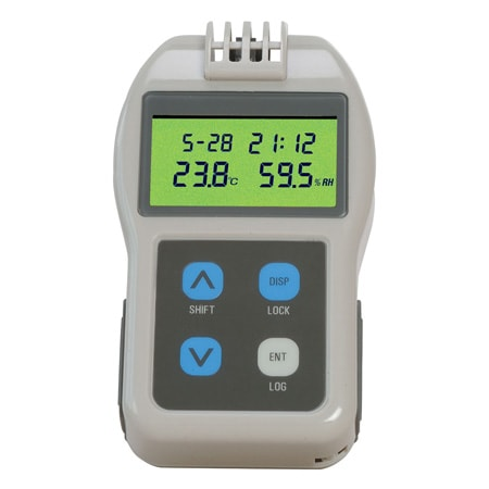 Pocket Size Temperature/Humidity Data Logger