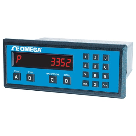 Counter and Rate Meters