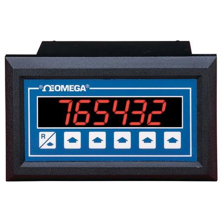 Compteur/totalisateur pour débitmètre