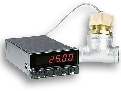 Fréquencemètre/totalisateur DIN 1/8 6 Chiffres