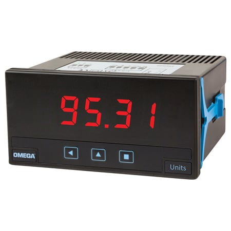 "Panel Meter - 1/8"" DIN, Temperature, Process"