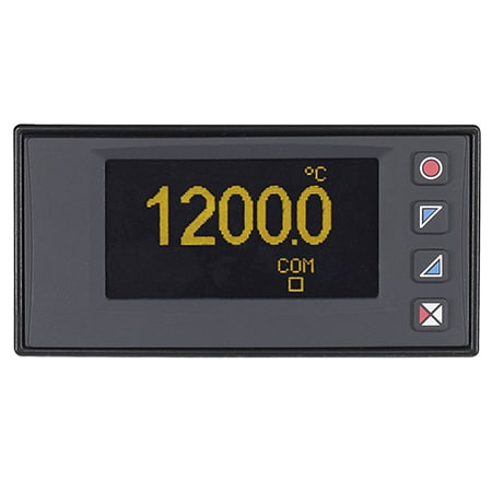 High Speed Temperature and Process Meter, NFC Enabled