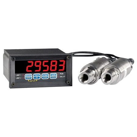 Dual Input Process Meters with Math Functions