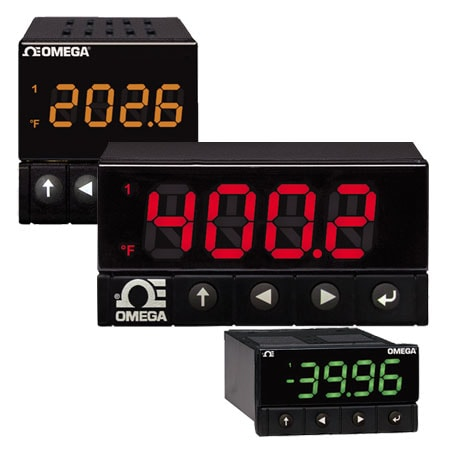 PLATINUM? Series Universal Input Digital Panel Meters
