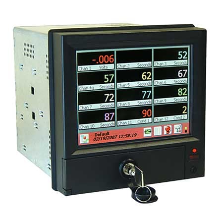 Networkable Paperless Data Acquisition System