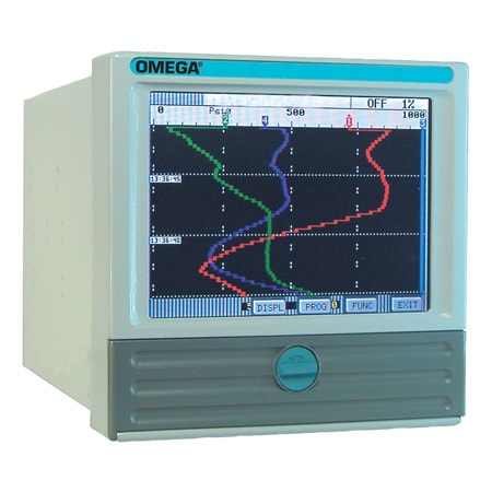 Paperless Recorder Data Acquisition System w/ Touch Screen