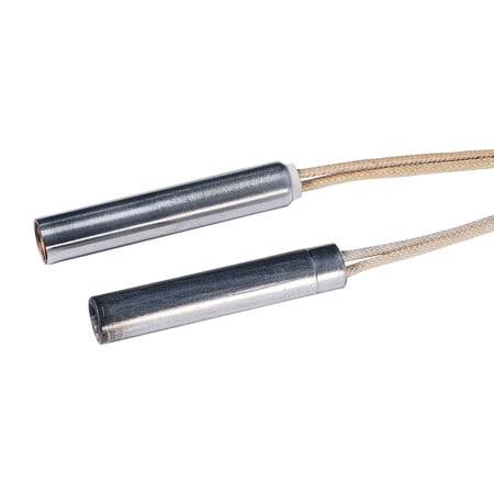 "Stainless Steel Cartridge Heater 0.13- 0.75"" OD 1 - 12"" Long"