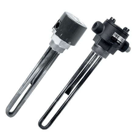 Immersion Heaters for Heavy Weight Oil Applications
