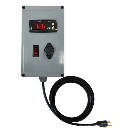 Portable Thermocouple Temperature Controller