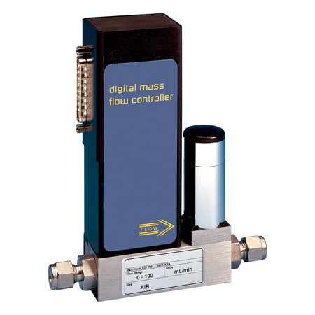 Mass Flow Controller w/RS485 Standard and Alarm Functions