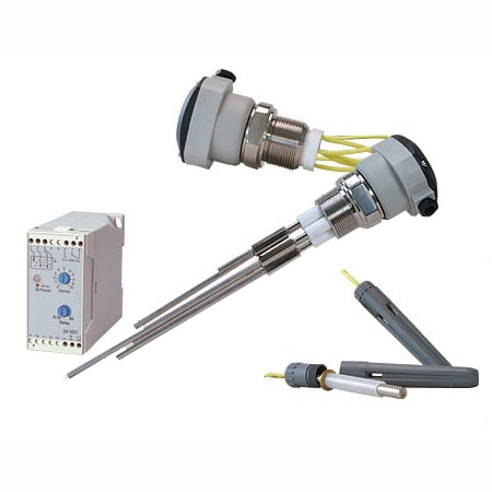 Conductivity Level Switches For 1,2,3,4 or 5 Point Detection