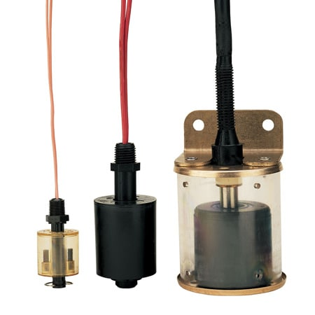 Single Station Liquid Level Switches Broad Chemical Compatibility