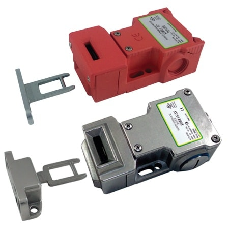 Tongue Operated Safety Interlock Switches
