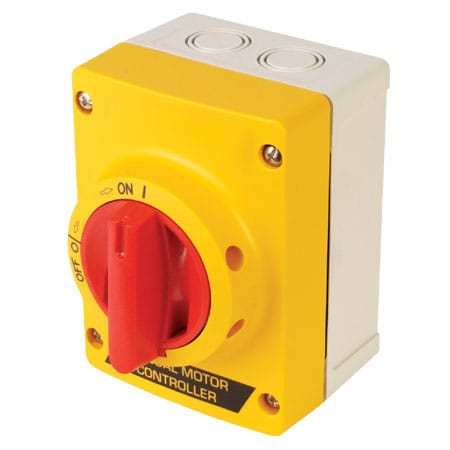 NEMA 4X Washdown Duty Disconnect Switches