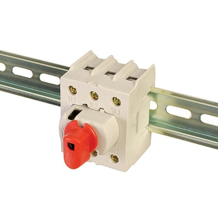 Rotary Disconnect Switch: Extended or Direct Handle