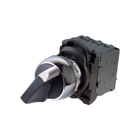 Selector Switches 2-Way, 3-Way & 4-Way Heavy-Duty/Oil Tight Switches