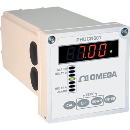 pH, ORP and Conductivity Controller and Transmitter
