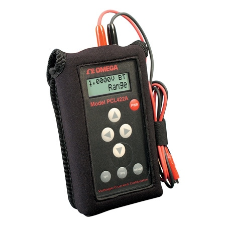 Rugged, Handheld Calibrators