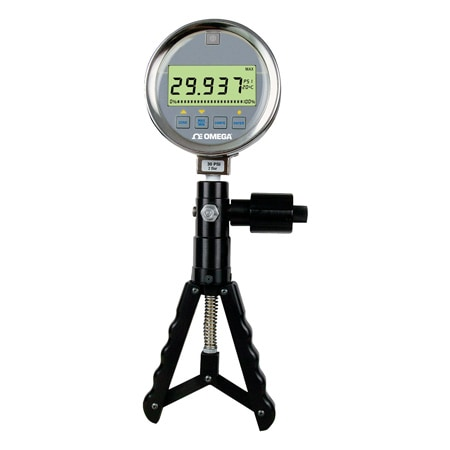 Pressure Calibration Kit with Gauge and Hand Pump
