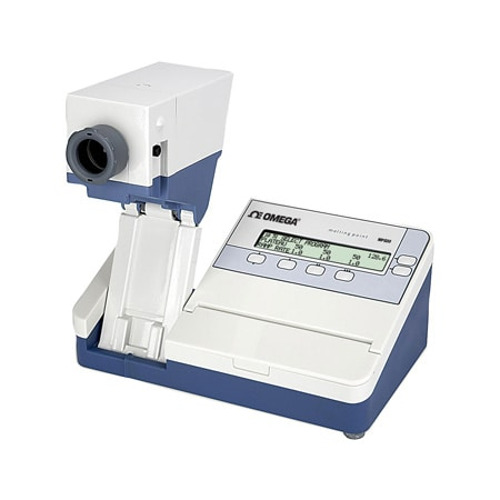 Ambient to 400°C Digital Melting Point Tester