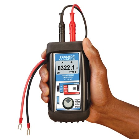 4 Thermocouple Types and Millivolt Calibrator