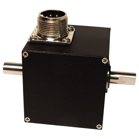 Industrial Duty Rotary Encoder with Single Channel or Quadrature Output - Can be Converted to Industrial Length Sensor