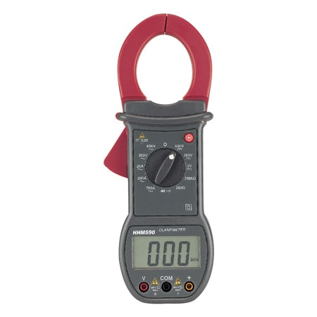 DISCONTINUED - Clamp-On Digital Multimeters