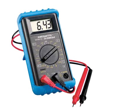 Multimeter OMEGAETTE® - Low Cost High Performance Multimeter