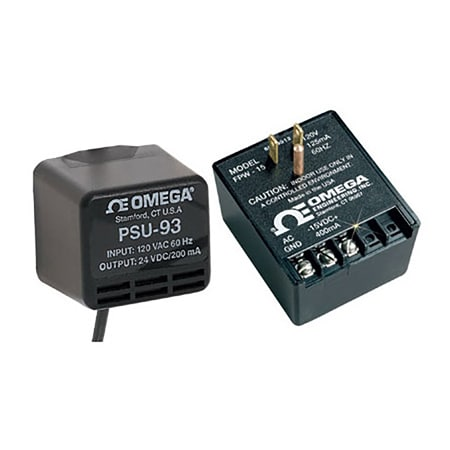 PSU-93, Unregulated 16 to 23 Vdc Output Power,Plug in Style