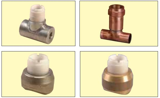 Flow Sensor Installation Fittings