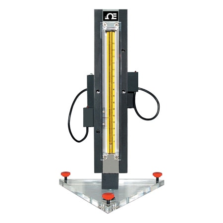 Variable Area Flow Meter with Alarm