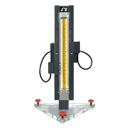 Variable Area Flow Meters With Hi or Low Alarm