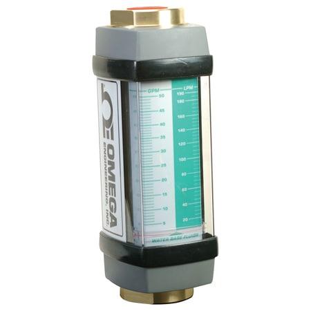 Rotamètre ou débitmètre à section variable pour gaz et liquides