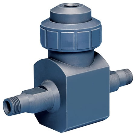 Vortex Flow Meter for Corrosive Liquids