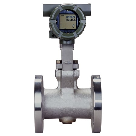 Vortex Flow Meters for Industrial Applications