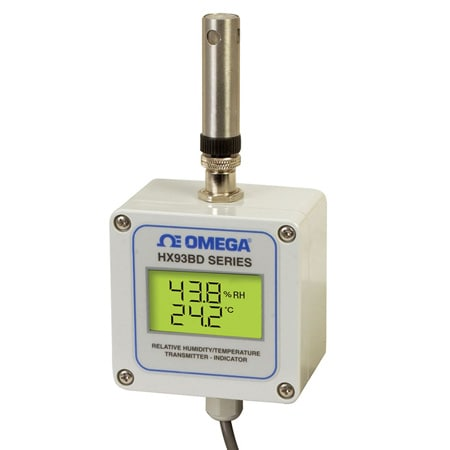 Temperature and Humidity Transmitters