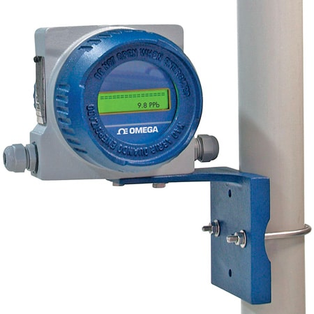 Dissolved Oxygen Transmitter, Analyzer and Controller