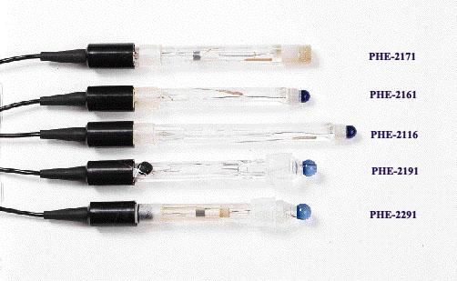 Electrodes pH combinées Alpha® pour dosage