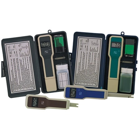 pH, ORP, Conductivity and TDS Test Kits