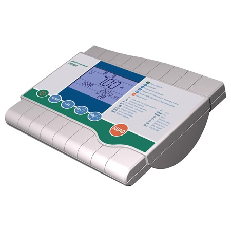 pH Benchtop Meter with RS232 Communications