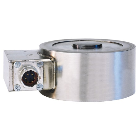 High Accuracy Low Profile Compression Load Cell for Industrial Weighing Applications