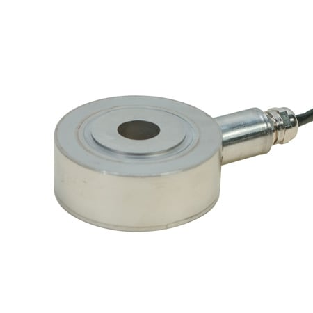 Compact Through-Hole Load Cells, 2.50 Inch O.D.