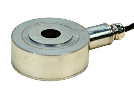 Compact Through-Hole Load Cells, 3.00 inch O.D.