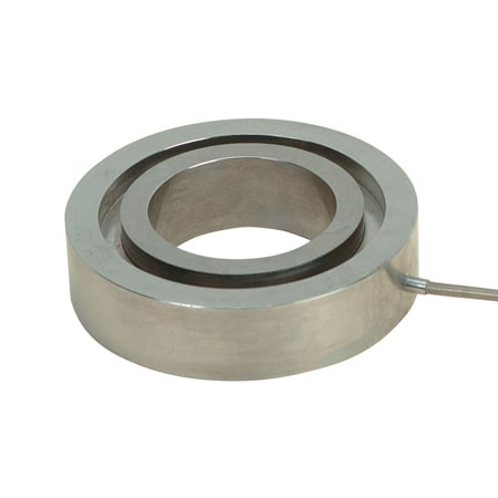 Large I.D. Through-Hole Load Cells, 2.00-3.13 Inch I.D.