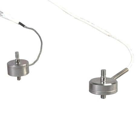 "0.75"" to 1"" Diameter, Threaded, Miniature Inline Load Cells"