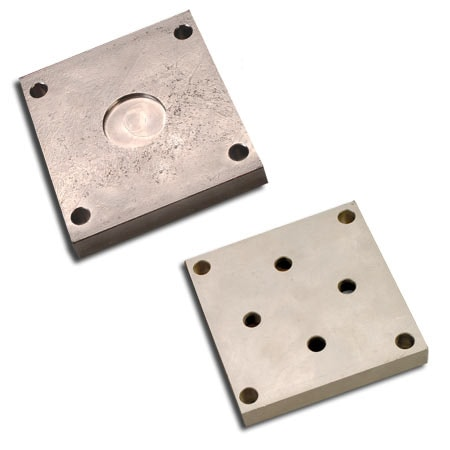 Mounting Plates for LCM1001/LCM1011 Series Load Cells