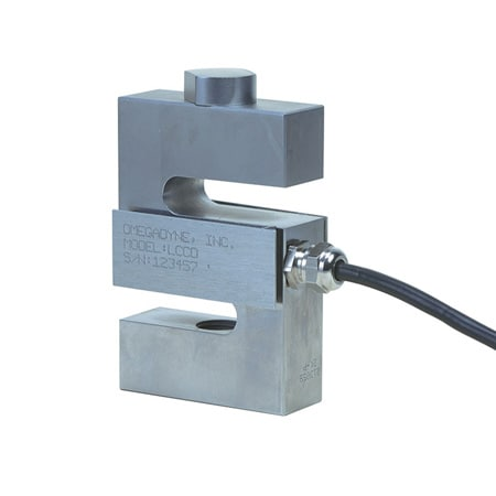 High Performance Metric S Beam Load Cells Environmentally Protected