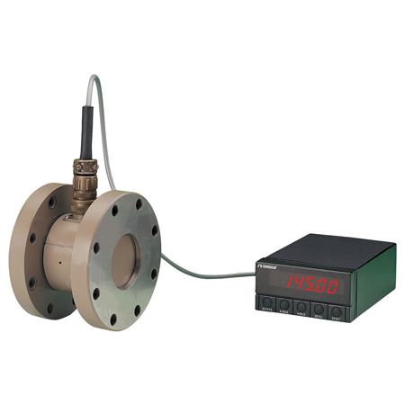Flange Mounted Reaction Torque Sensors, 0 to 10 IN-LB to 0 to 100,000 IN-LB