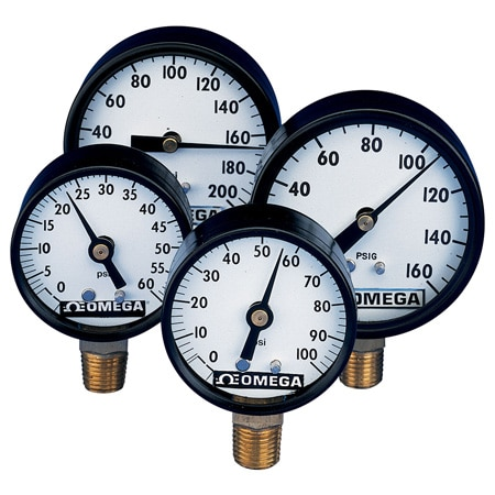 Commercial Grade Gauges, Type C