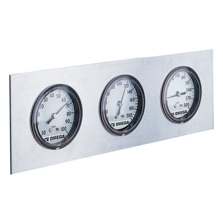Commercial Panel Gauges, Type P